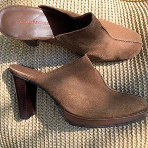 Enzo angiolini eafelicity mules